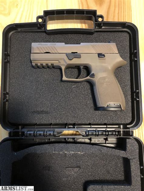 Sig-P320-Question Will The Sig P320 X-Series Come In 45 Acp.