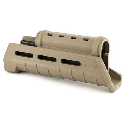 Magpul-Question Will Thunder Beast Suppressor Fit Under Magpul Moe Handguard.