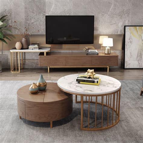 Williow 2 Piece Coffee Table Set
