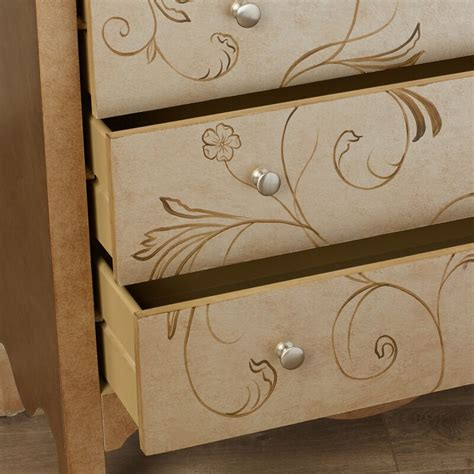 Willis 3 Drawer Accent Chest