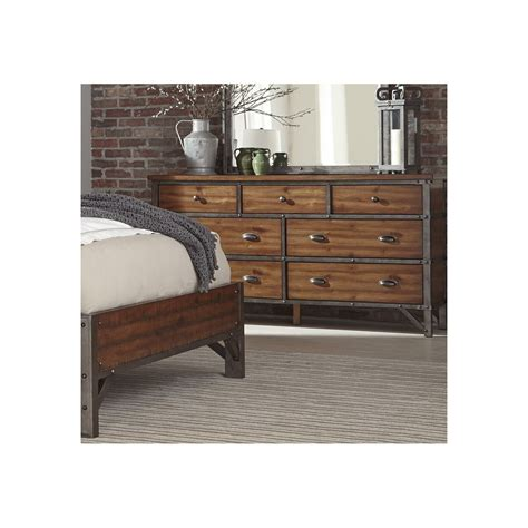 Williston 7 Drawer Chest