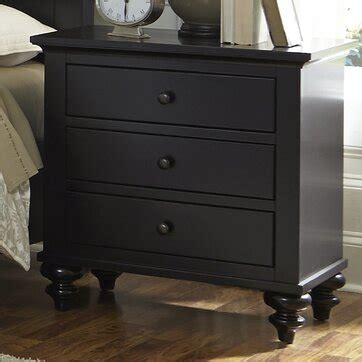 Willshire 3 Drawer Nightstand