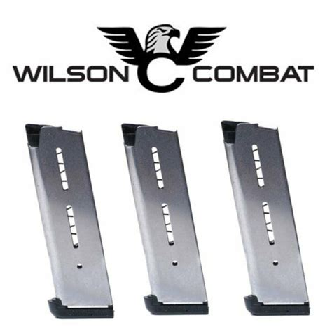 Wilson-Combat Wilson Combat 47d 45 Acp Magazines.