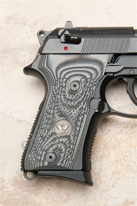 Wilson-Combat Wilson Combat 92f Compact Ultra Thin Grips For Sale.