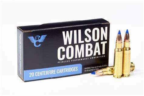 Wilson-Combat Wilson Combat 95 Gr Ttsx 6.8 Loading Data.