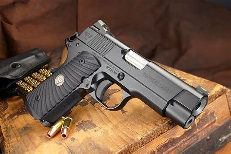 Wilson-Combat Wilson Combat 9mm 1911 Review.