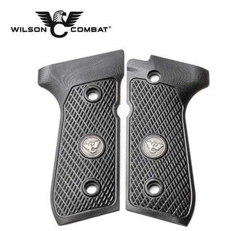 Wilson-Combat Wilson Combat Beretta Grips 92 Size.