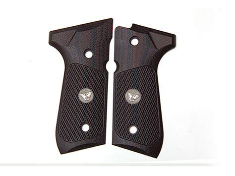 Wilson-Combat Wilson Combat Beretta Inox Grips.