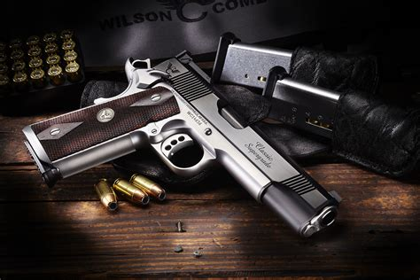 Wilson-Combat Wilson Combat Classic Supergrade.