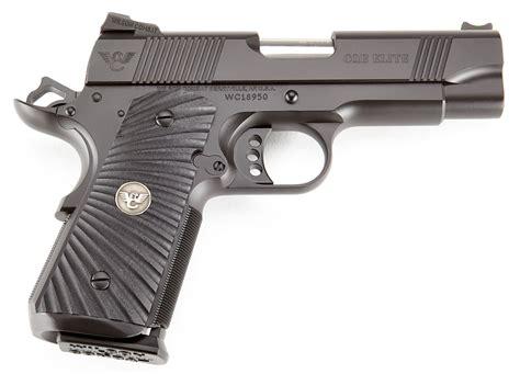 Wilson-Combat Wilson Combat Cqb Compact 9mm Review.