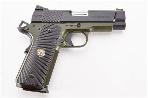 Wilson-Combat Wilson Combat Professional 9mm.