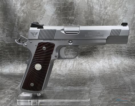 Wilson-Combat Wilson Combat Supergrade For Sale.