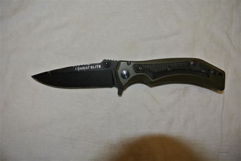 Wilson-Combat Wilson Tactical Combat Elite Knife.