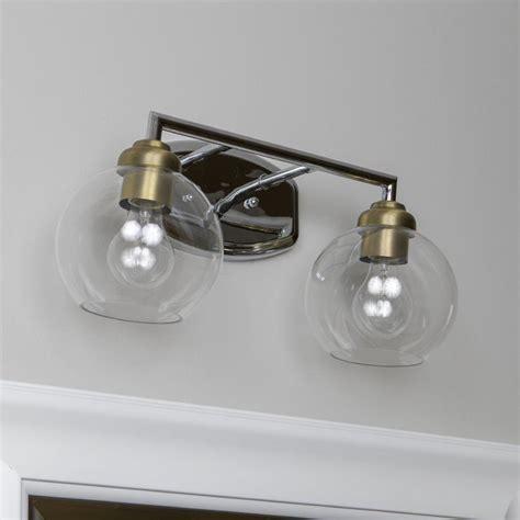Wincanton 2-Light Vanity Light