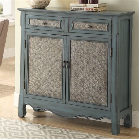 Winchell Antique 2 Door Accent Cabinet