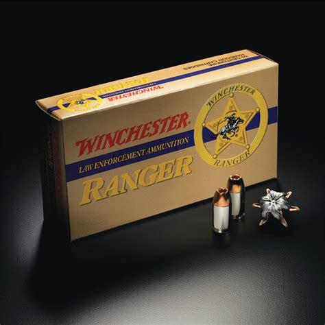 Ammunition Winchester Ranger Law Enforcement Ammunition
