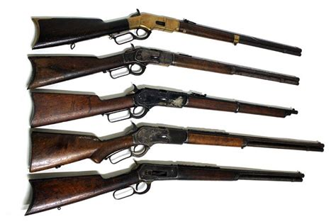 Rifle Winchester Rifles