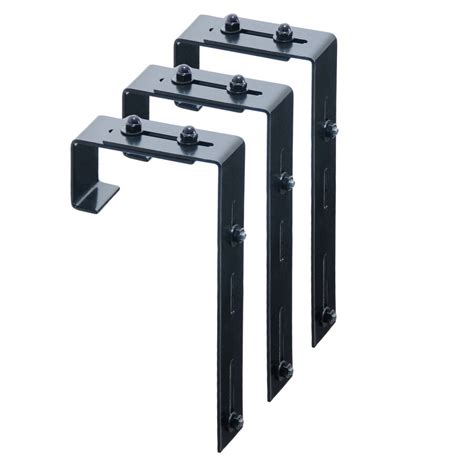 window box brackets for railings