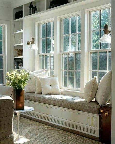 Window Bench Designs