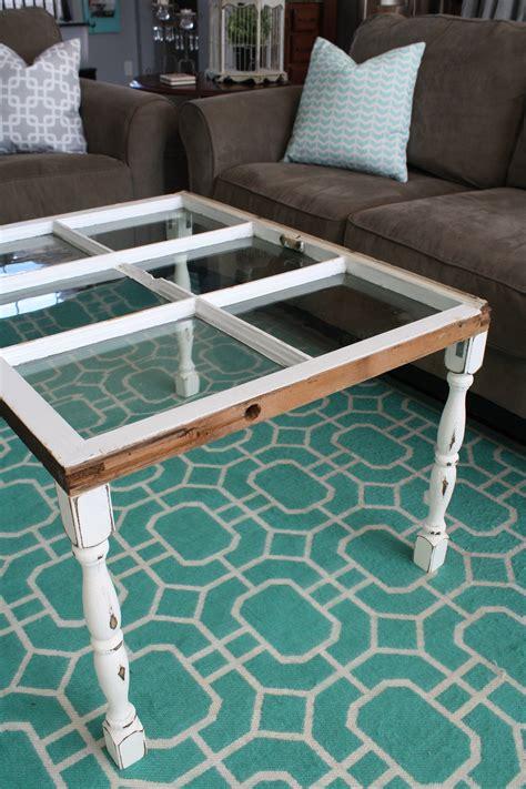 Window Table Diy