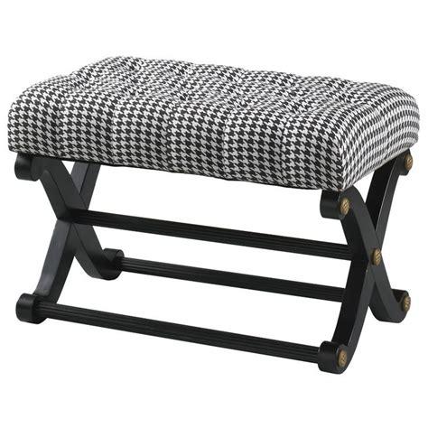 Windsor Upholstered Bench