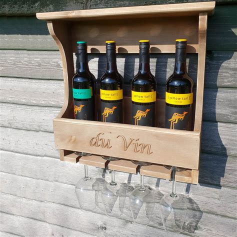 wine wall rack uk