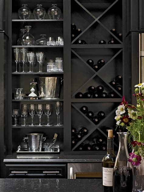 Wine Cabinet Ideas