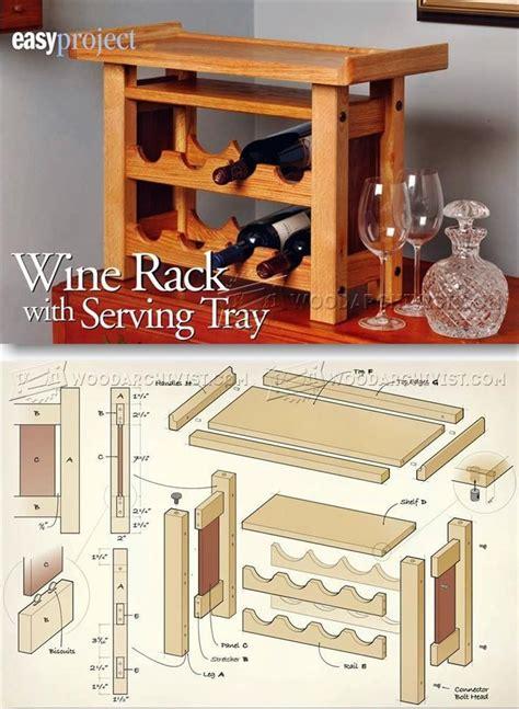 Wine Rack Plans Fine Woodworking