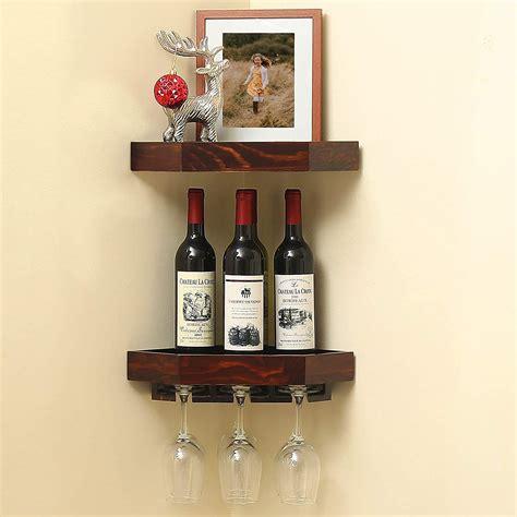 Wine Wall Shelf