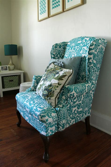 Wingback Chair Diy Upholstery
