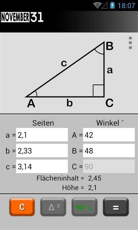 Winkel Rechner