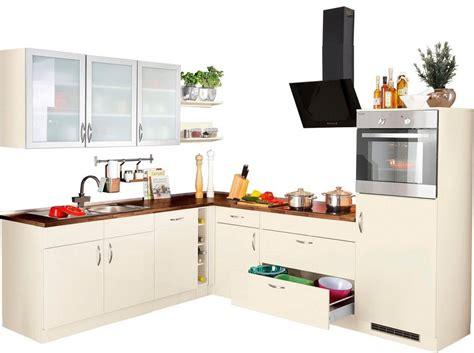 Winkelküche Mit Elektrogeräten
