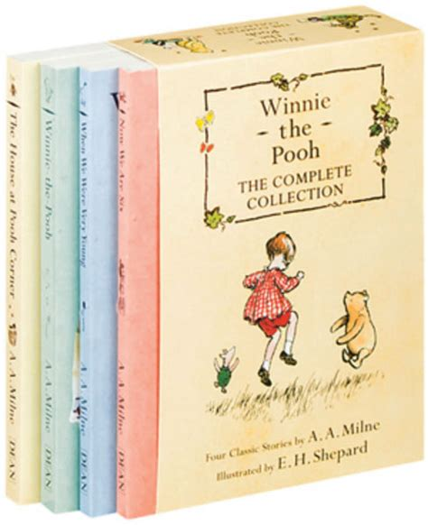 Read Books Winnie the Pooh: The Complete Collection of Stories and Poems Online