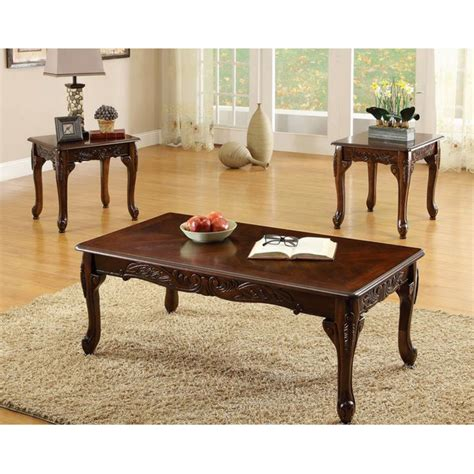 Winslow 3 Piece Coffee Table Set