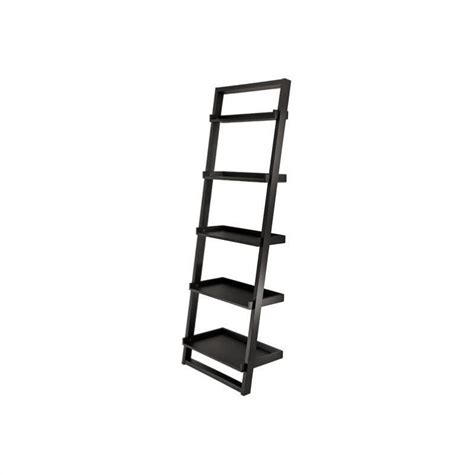 winsome 5 tier ladder shelf