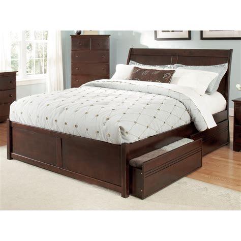Winstead Platform Bed byAndover Mills
