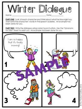 Read Books Winter Dialogue Online