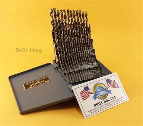 Wire Gauge Drill Bits Sale - Msrcomputers In.