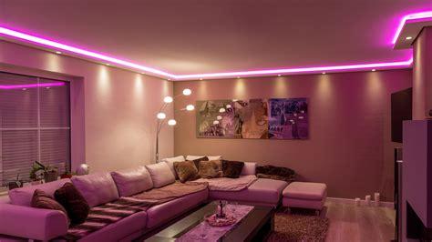 Wohnzimmer Beleuchtung Led
