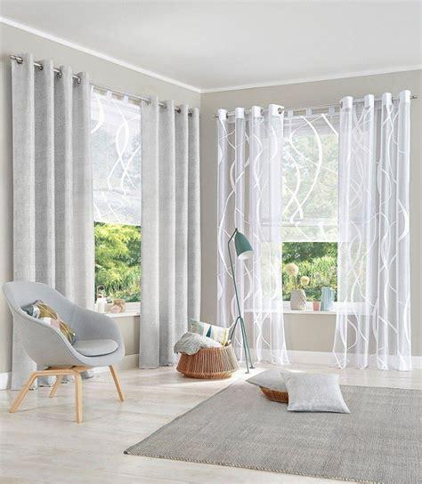 Wohnzimmer Gardinen Modern Bilder