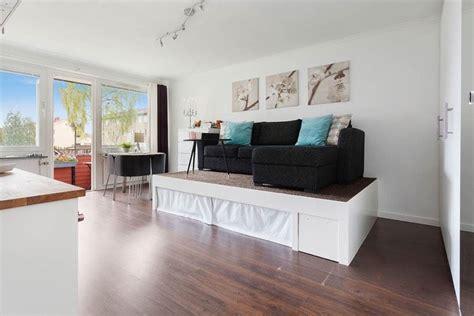 Wohnzimmer Ideen Podest