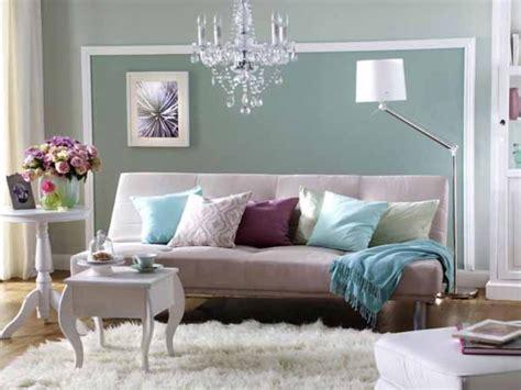 Wohnzimmer Ideen Wandgestaltung Blau