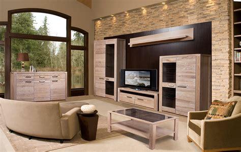 Wohnzimmer Komplett Holz