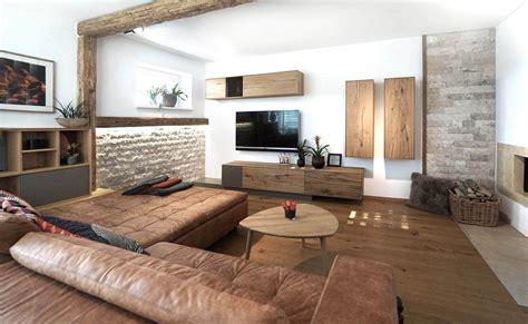 Wohnzimmer Modern Holz