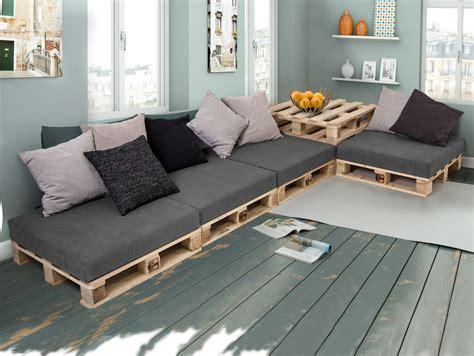 Wohnzimmer Sofa Aus Paletten