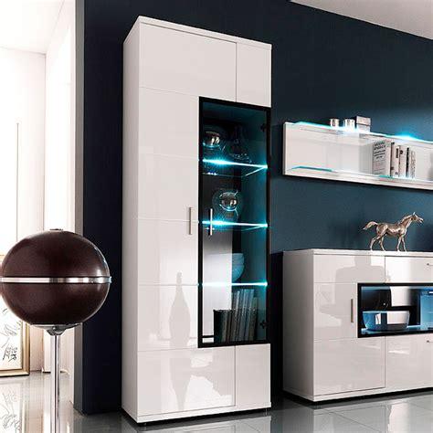 Wohnzimmer Vitrine
