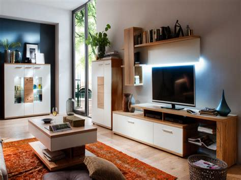 Wohnzimmermöbel Modern Günstig