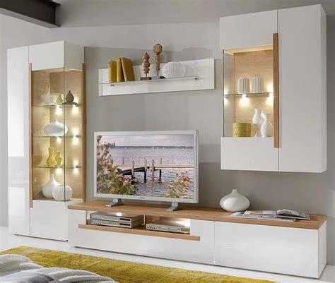Wohnzimmerschrank Holz Modern