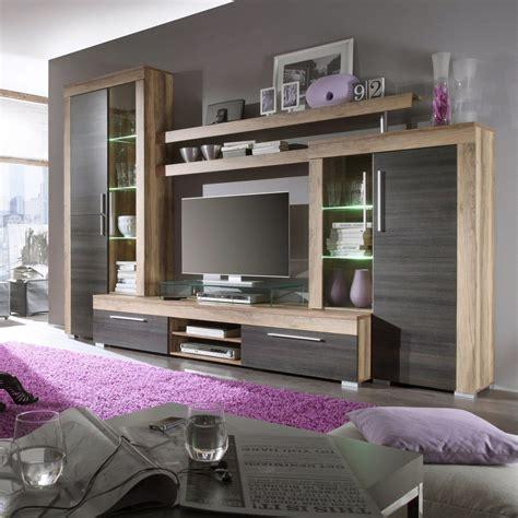 Wohnzimmerschrank Nussbaum Modern
