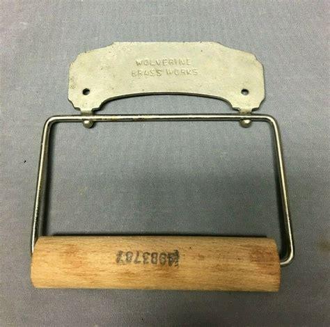 Brass Wolverine Brass Works.